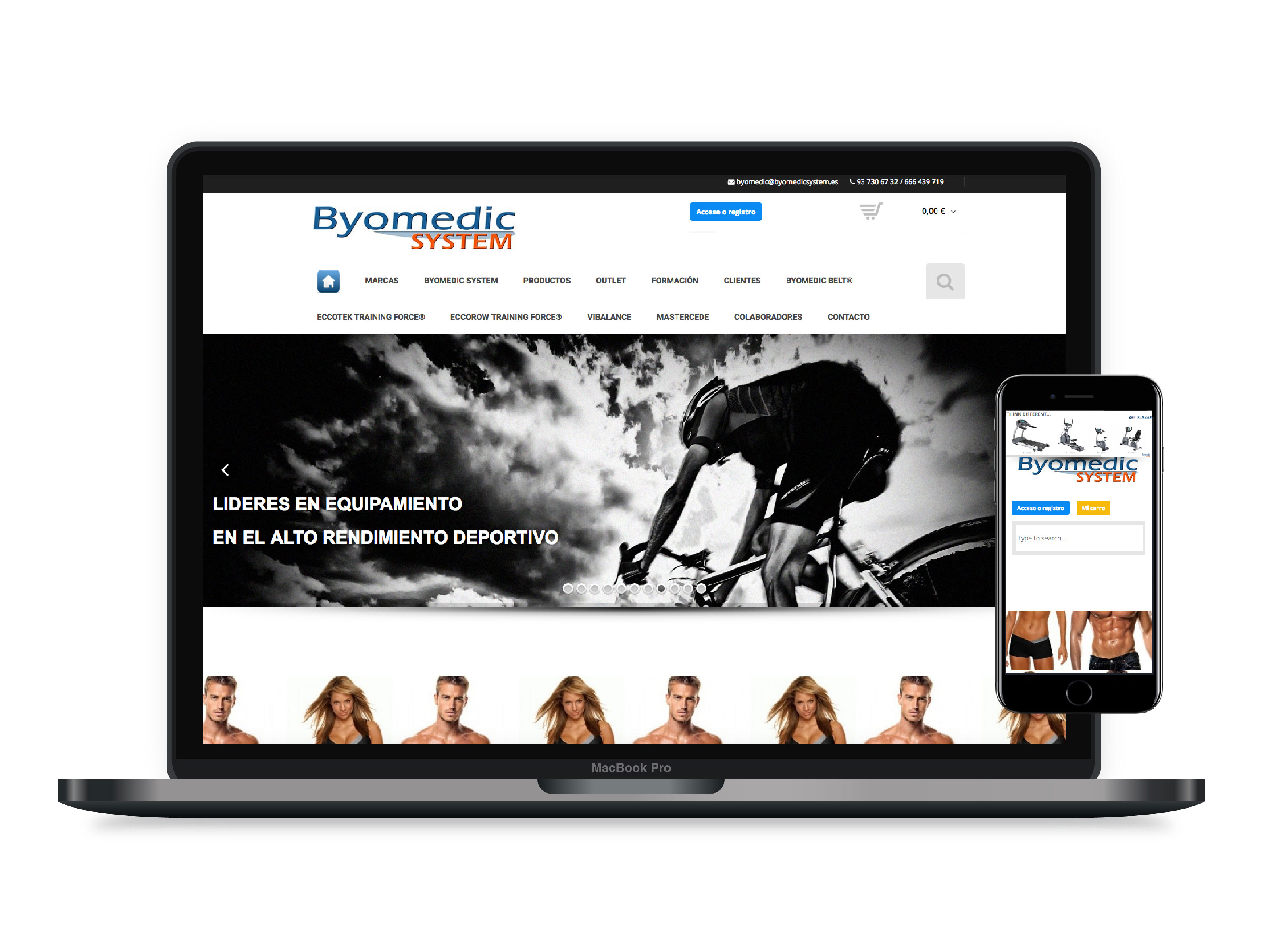 Diseño web Barbera