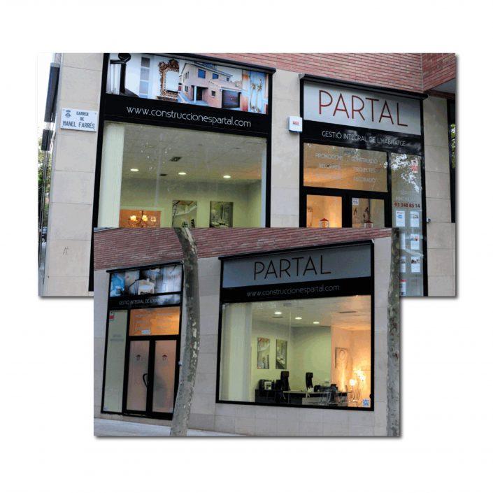 Construcciones Partal