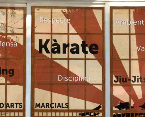 Escola d'arts marcials Barberà