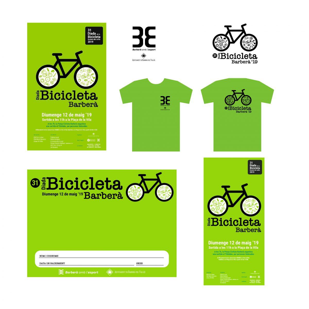 Bicicleta Barbera
