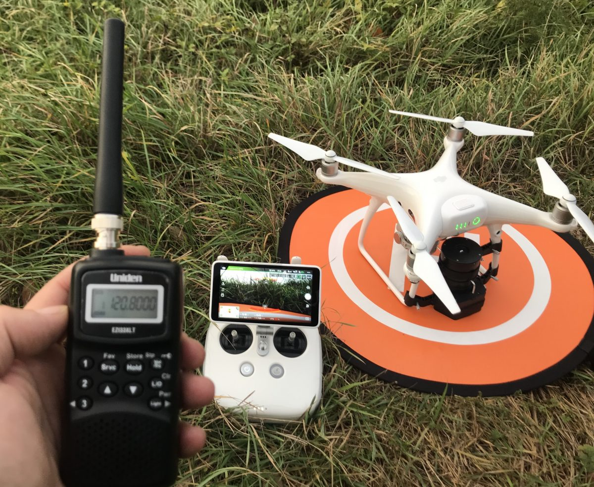 empresa de drones Barcelona AESA